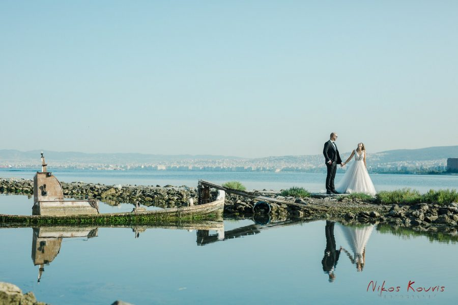 Yiannis & Yiouli's wedding story..!