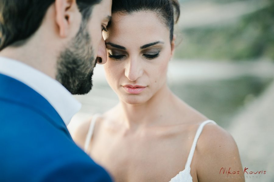 Yiannis & Mahi's wedding story!